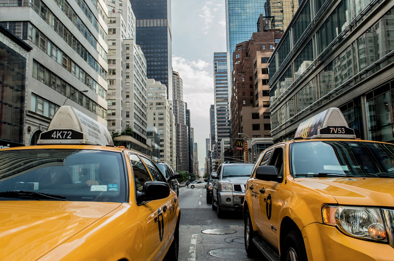 taxi - new york