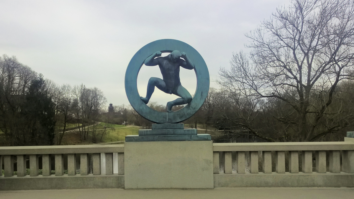 Cosa vedere a Oslo Vigeland Park