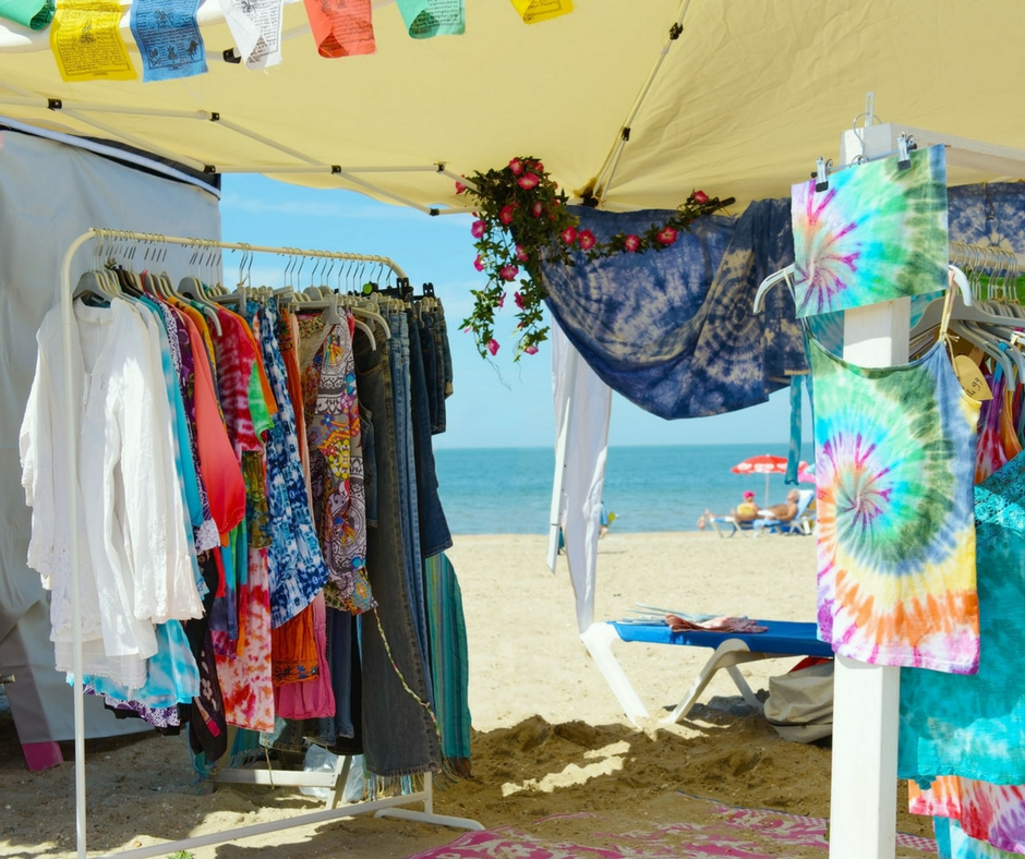 Shopping alle Baleari mercatini hippy