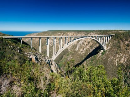 cosa fare in sudafrica Bloukrans Bridge