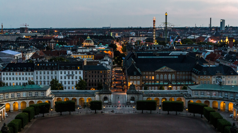 copenaghen week end low cost