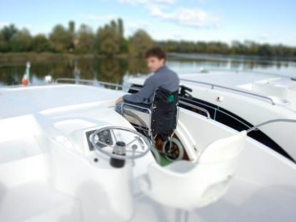 vacanza in houseboat